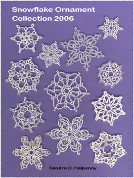 Snowflake Ornament Collection 2006, E-Book
