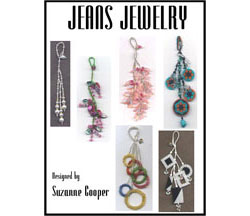 JEANS JEWELRY BEAD PATTERN E-BOOK